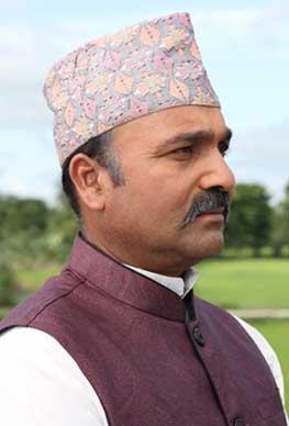 Suresh Upreti